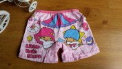 Celana anak perempuan Boxer JESSIE & MIKE (pink little twin stars0